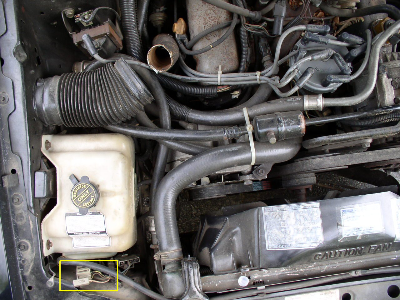 THE LINCOLN MARK VII CLUB • View topic - Trouble with my 1984 Mark...  DidJaLookHere? 1985 Lincoln Mark Viii Wiring ...